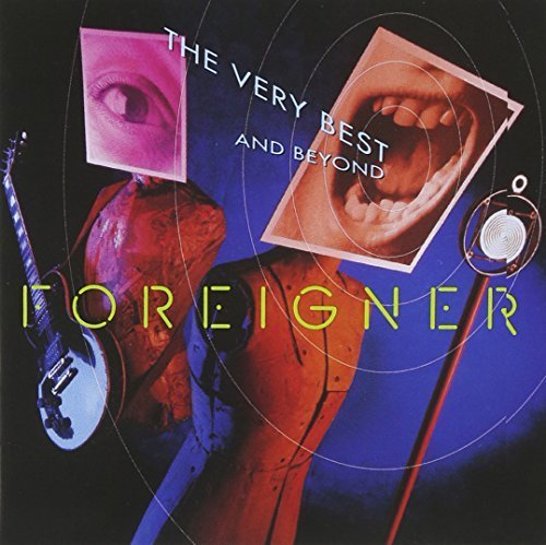 the very best and beyond foreigner CD CoversForeigner The Very Best And Beyond