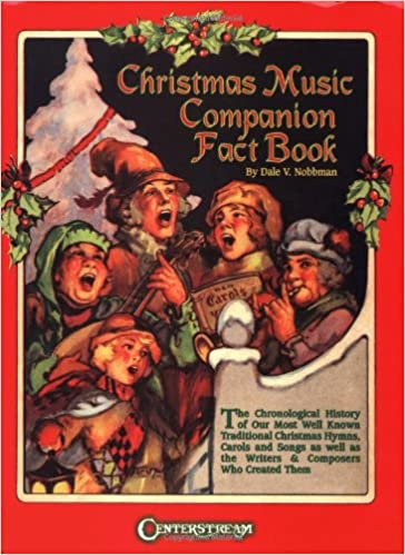 christmas music companion fact book dale v nobbman 0073999704167 amazoncom books - Amazon Christmas Music