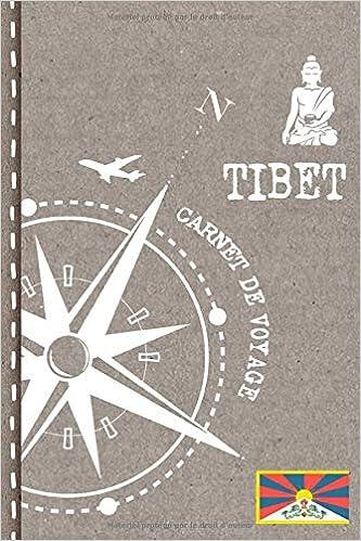 Tibet Carnet De Voyage Cahier De Voyageurs Dot Grid