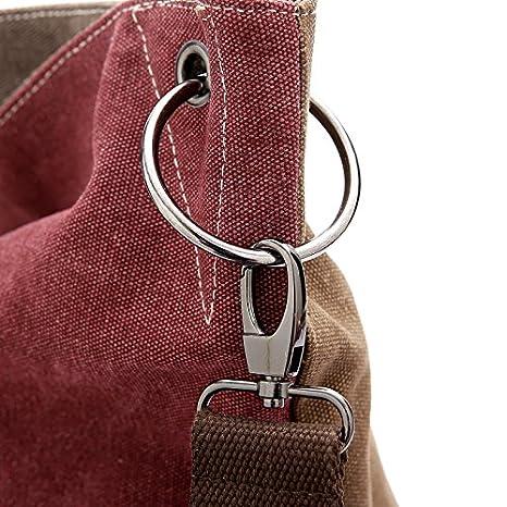 Canvas Patchwork Top Handle Bags Larger Hair Ball Shoulder Bag Messenger
