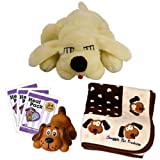 Snuggle Pet Products Snuggle Puppies Starter Kit for Pets, Golden, My Pet Supplies