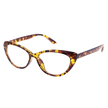 3f82dcdf756 Image Unavailable. Image not available for. Color  The Brit Cat Eye Reading  Glasses ...