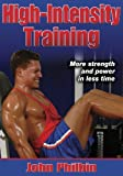 img - for High-Intensity Training by John Philbin (2004-04-22) book / textbook / text book