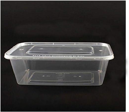 Xiao-bowl3 300 Cajas de Alimentos de preparación de envases de ...