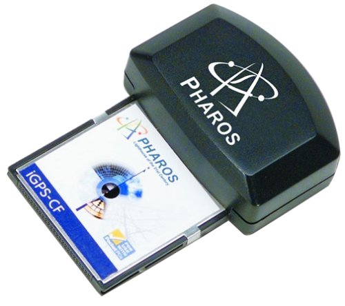 (Pharos PF002 GPS Compact Flash Mounted Pharos Ostia Mapping Software)