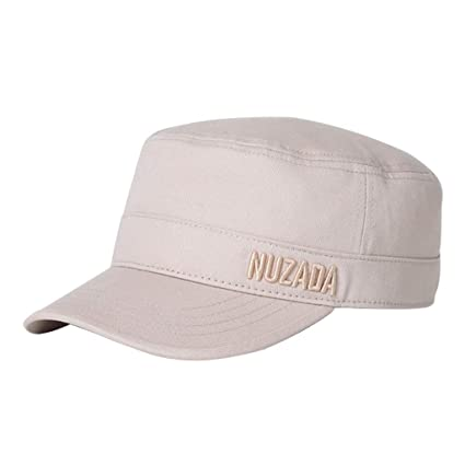 a122e86670a Amazon.com  YL Solid Color Cap