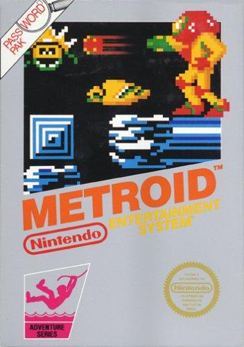 Metroid nintendo entertainment system