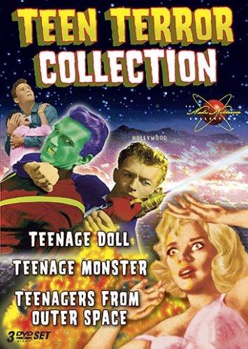 Teen Terror Collection by DEVON,RICHARD