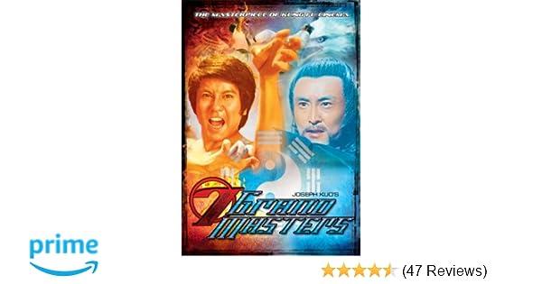 Amazon com: 7 Grand Masters: Li Yi Min, Jack Long, Joseph
