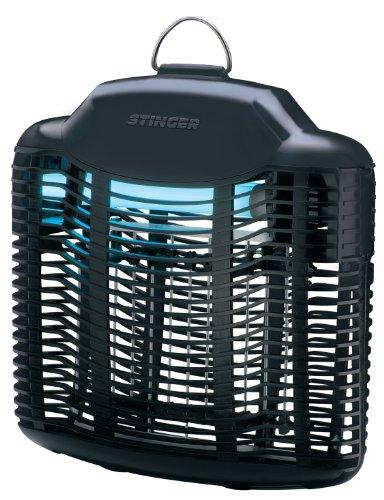 Stinger 1/2 Acre Outdoor Bug - Stinger FP15-CR 15 Watt 1/2 Acre Flat Panel Insect Killer