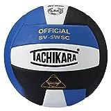 Tachikara Sensi-Tec Composite High Performance Volleyball, Royal/White/Black