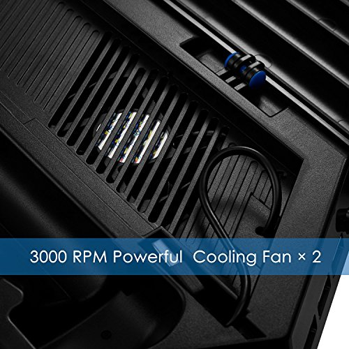 Upgraded Version Younik Ps4 Vertical Stand Cooling Fan