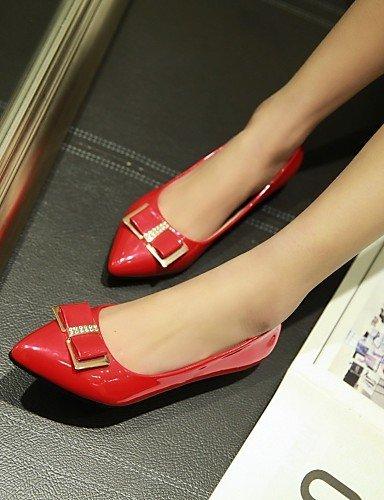 zapatos PDX mujer de piel de sint 5w7gw