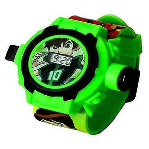 Ben 10 Digital Boy #39;s  amp; Girl #39;s Watch  Green Colored Strap