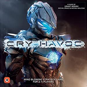Cry Havoc Board Game - 518G2xf6OuL - Cry Havoc Board Game