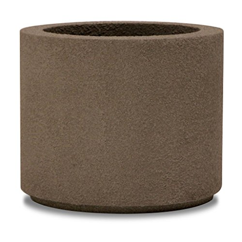 Concrete Round Planter - 7