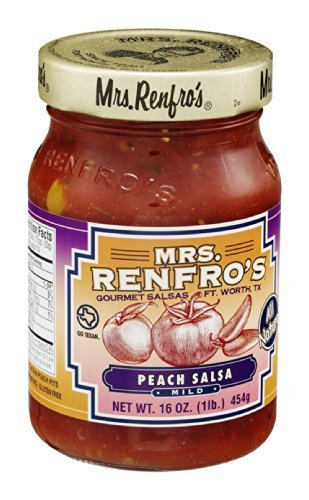Mrs Renfro Salsa Peach by Mrs Renfro