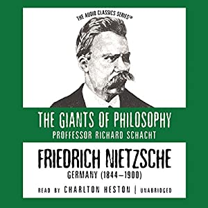 Friedrich Nietzsche Audiobook