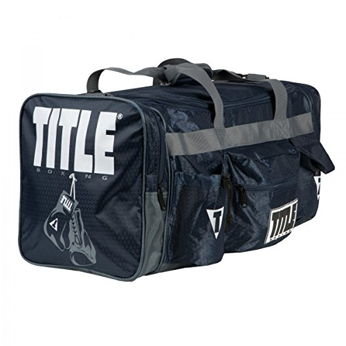 Title Deluxe Gear Bag 2.0, Navy