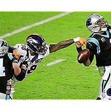Von Miller - Super Bowl 50 NFL Photo Poster (20x24)