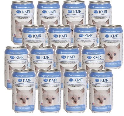(24 Pack) PetAg KMR Liquid Milk Replacer 8 Ounces each