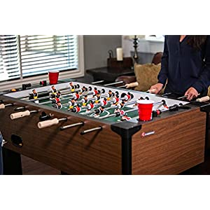 "Atomic Gladiator 56"" Foosball Table"