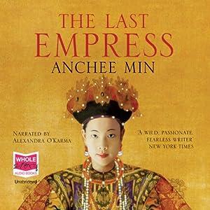 The Last Empress Audiobook