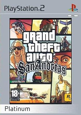 GTA : San Andreas - platinum [FRANCES]: Amazon.es: Videojuegos