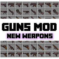 Guns Mod New Weapons