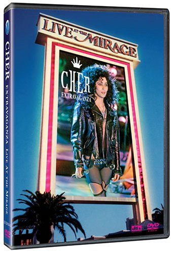 Cher: Extravaganza Live at the Mirage 1991 by Eagle Rock Ent (Image #1)