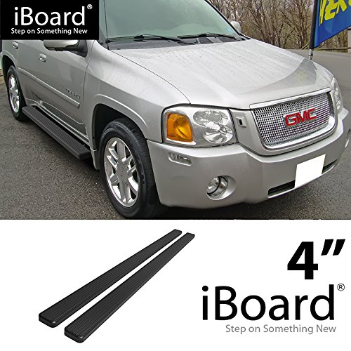 Off Roader eBoard Running Boards Black 4