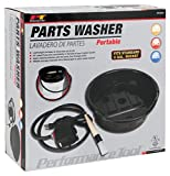 Automotive : Performance Tool W54043 Small Portable Bucket Parts Washer