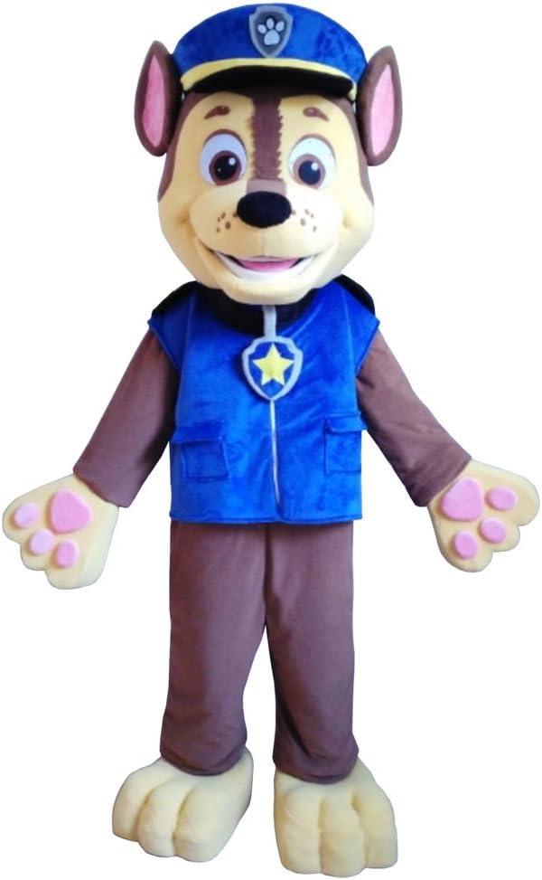 redshopshop Chase de Patrulla de adultos traje de mascota ...