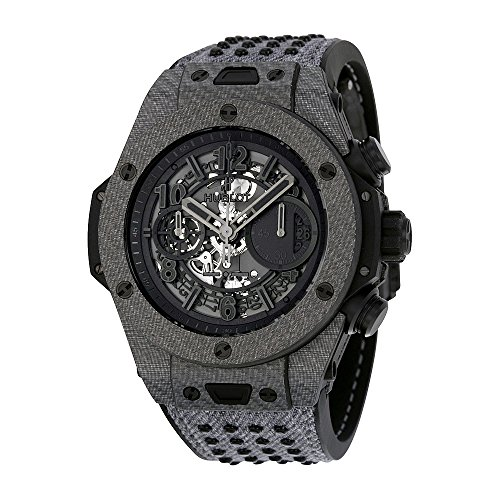 Hublot Big Bang UNICO Italia Independent Skeleton Dial Limited Edition Mens Watch 411.YT.1110.NR.ITI15