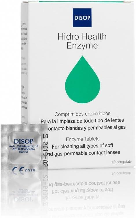 disop hidro Health enzimas, proteína tfernungs pastillas