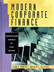 Modern Corporate Finance (Book/CD)