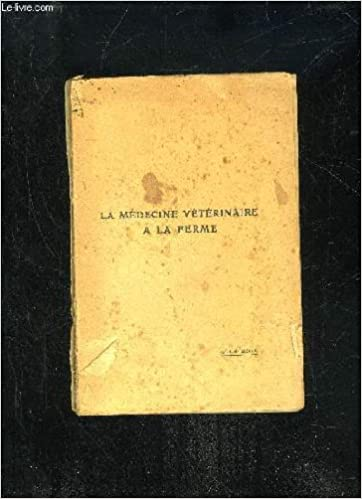 Rapidshare pour télécharger des livres LA MEDECINE VETERINAIRE A LA FERME MOBI B009YJOXV0