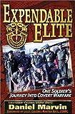 Expendable Elite, Daniel Marvin, 0972020713