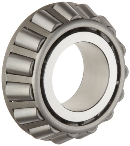 Timken NA9378 Tapered Roller Bearing, Single Cone, Standard Tolerance, Straight Bore, Steel, Inch, 3.0000