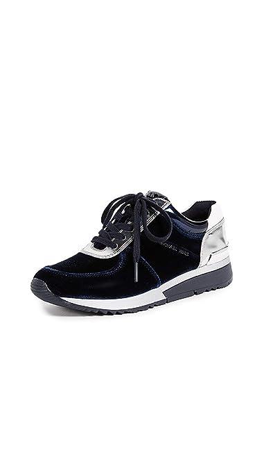 f6c551b901e8 MICHAEL Michael Kors Women s Allie Trainer Sneaker Tweed  Amazon.ca ...