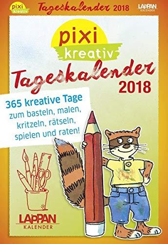 Pixi kreativ Tageskalender 2018