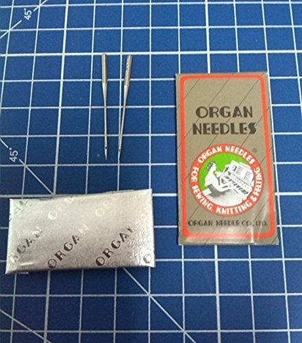 50 Pieces family home SEWING equipment NEEDLES ASSORTMENT ORGAN 15X1 SIZE91114 16 18 10pcs per size Sewing equipment Needles