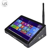 M-Egal PIPO x8 pro MINI PC Windows 10 Android 5.1 Intel HD Graphics 400 Mini Computer Box Tablet HD 2G/32G BT4.0 Supports TF Card