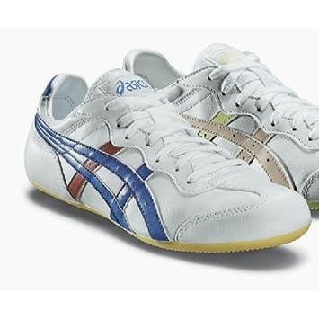 pas cher pour réduction d5bf6 582ad Skechers Asics Whizzer Chaussures, Blanc/Bleu/Rouge: Amazon ...