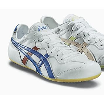 ef6f929d4c1b Skechers Asics Whizzer Chaussures, Blanc/Bleu/Rouge: Amazon.fr ...