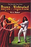Rayna of Nightwind, R. A. Baker, 0978751876
