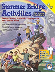 Summer Bridge Activities for Young Christians (3-4)