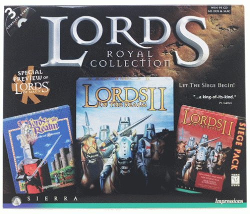 Lords of the Realm: Royal Collection