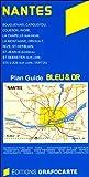 Nantes Cite Urbaine City Plan (French Edition)