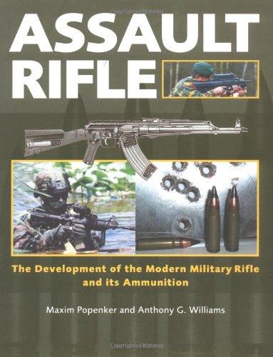 Download Assault Rifle pdf epub